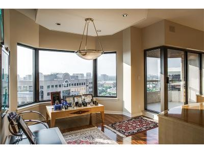 Dallas Condo For Sale: 3030 McKinney Avenue #1803