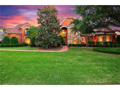 Southlake Single Family Home For Sale: 1310 Byron Nelson Parkway