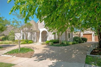 Allen Single Family Home For Sale: 2340 Timberlake Circle