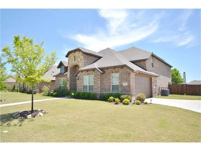 Red Oak Single Family Home For Sale: 210 Debbie Way