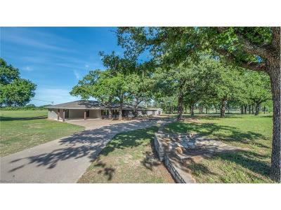 Somervell County Single Family Home For Sale: 5107 N Fm 56