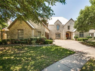 Frisco Single Family Home Active Option Contract: 16 Canyon Crest Court