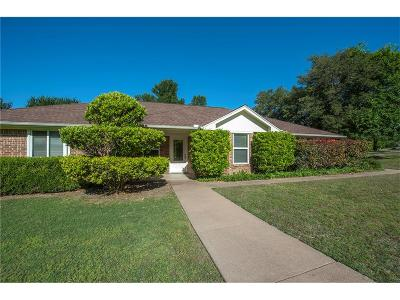 Hudson Oaks Single Family Home For Sale: 102 Juniper Court