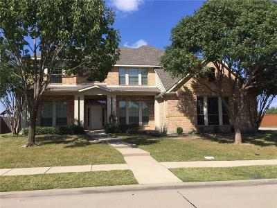 McKinney Rental For Rent: 1912 Red Rock Drive