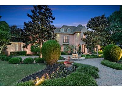 Southlake Single Family Home For Sale: 1220 Wyndham Hill Lane
