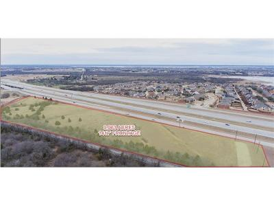 Rowlett Commercial Lots & Land Active Option Contract: 7106-1 Liberty Grove Road