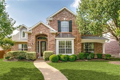 Allen Single Family Home Active Option Contract: 2006 Stonemont Court