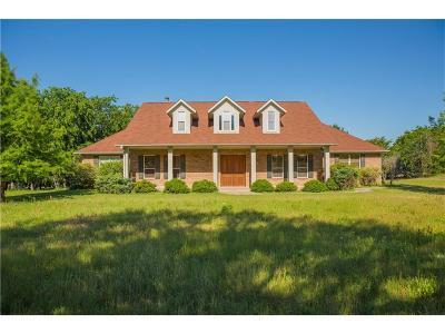 Azle Single Family Home For Sale: 1255 Reese Lane
