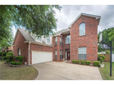 North Richland Hills Single Family Home For Sale: 6840 Greenleaf Drive