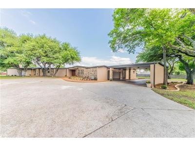 Fort Worth Single Family Home For Sale: 8001 W Cleburne Road