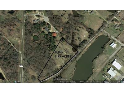 Edgewood Residential Lots & Land For Sale: Lot 5 County Road 3119