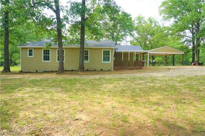 Edgewood Single Family Home For Sale: 3442 Vz County Road 3710