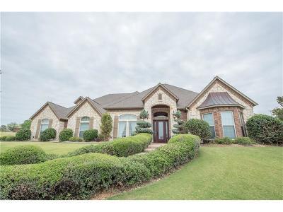 Weatherford Single Family Home For Sale: 117 Pinnacle Peak Lane