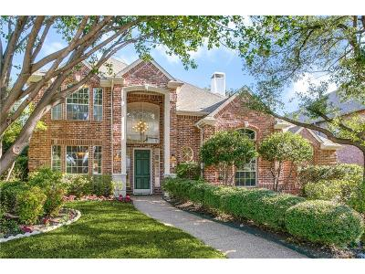 Plano Single Family Home For Sale: 5921 Brookhaven Drive
