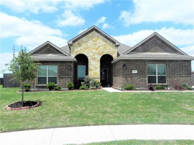 Single Family Home For Sale: 425 Temple Trail