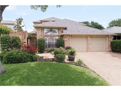 Dallas Single Family Home For Sale: 16717 Village Lane