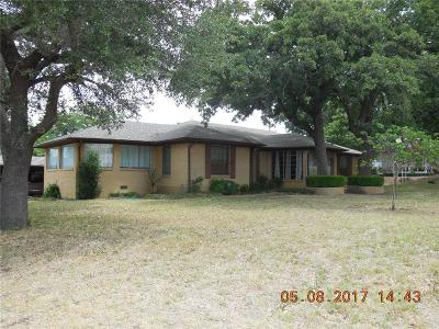 Eastland Single Family Home For Sale: 500 S Dixie Street