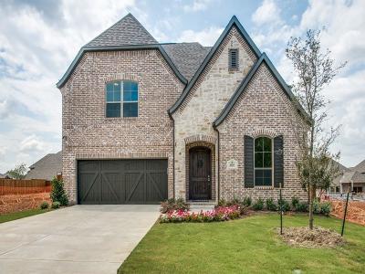 Single Family Home Active Contingent: 8805 Brunswick Lane