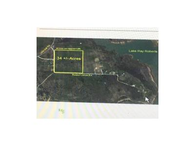 Residential Lots & Land For Sale: 34.055 Reason Jones Road