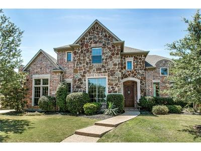 McKinney Single Family Home For Sale: 8313 Craftsbury Lane