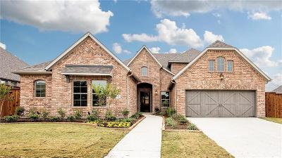 Highland Village Single Family Home For Sale: 212 Chisholm Trail