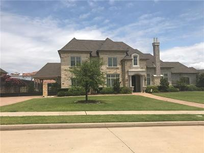 Allen Single Family Home For Sale: 412 Woodlake Drive