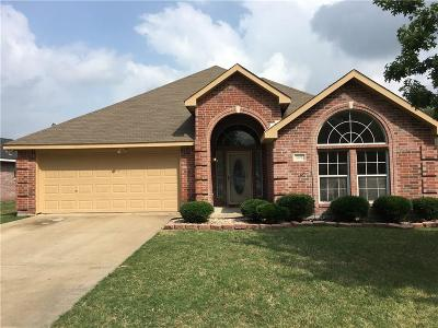 Forney TX Single Family Home Sold: $180,000