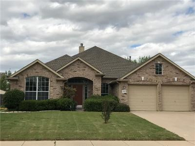 Denton Single Family Home For Sale: 5700 Parkplace Drive