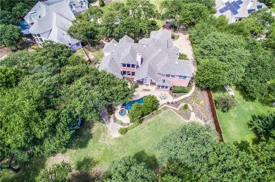 Flower Mound Single Family Home For Sale: 2608 Gentle Drive