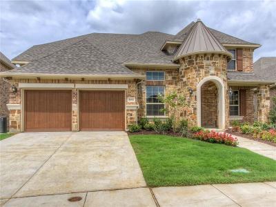 The Colony Single Family Home For Sale: 2652 Barton Creek