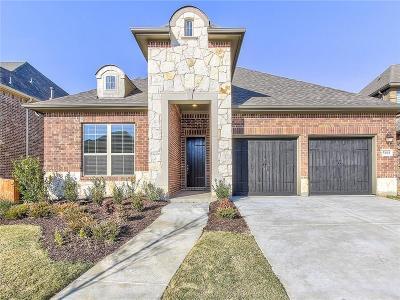 The Colony Single Family Home For Sale: 5808 Hamilton