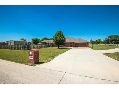Haslet Single Family Home Active Kick Out: 368 Lexington Circle