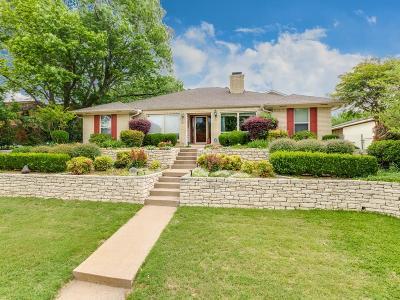 Rockwall Single Family Home Active Kick Out: 1607 S Alamo Road