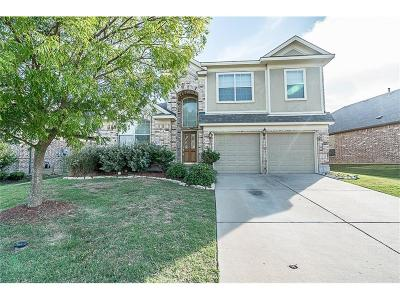Mckinney Single Family Home For Sale: 5621 Binbranch Lane