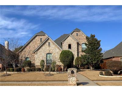 North Richland Hills Single Family Home Active Contingent: 8221 Westwind