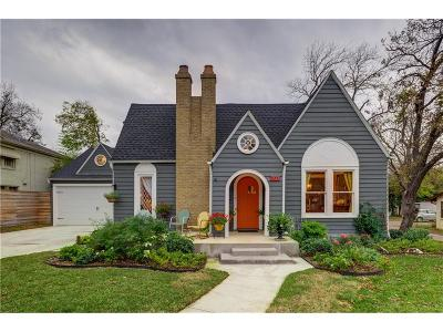 Waxahachie Single Family Home For Sale: 707 Sycamore Street