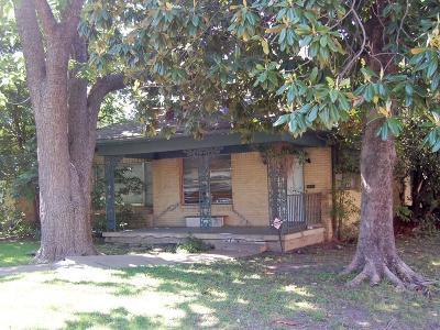 Single Family Home For Sale: 5702 Ellsworth Avenue