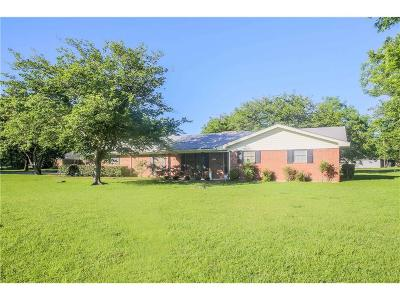 Kerens Single Family Home Active Contingent: 301 Logan Drive