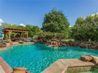 Frisco Single Family Home For Sale: 3 Cliff Trail