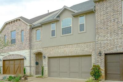 Lewisville Townhouse For Sale: 1003 Lady Lore Lane