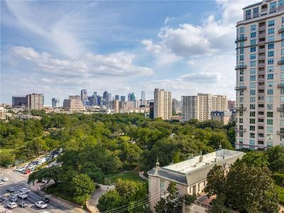 Dallas Condo For Sale: 3505 Turtle Creek Boulevard #10D