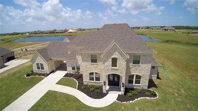 Rockwall Single Family Home Active Contingent: 2210 Lake Estates Drive