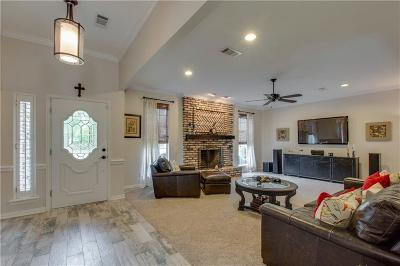 Rockwall Single Family Home Active Option Contract: 102 Easterner Place
