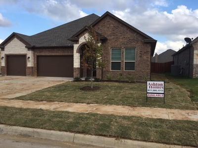 Burleson Single Family Home For Sale: 1673 Laramie Lane