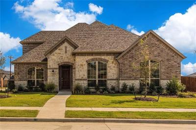 Sachse Single Family Home For Sale: 7606 Graystone Drive