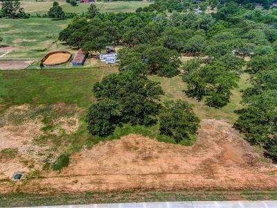 Argyle Residential Lots & Land For Sale: 6910 Chestnut Ridge Drive