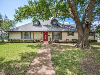 McKinney Single Family Home Active Contingent: 7 Roberts Avenue
