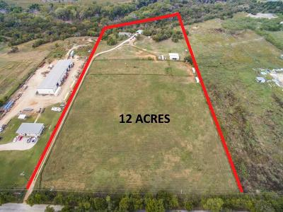 Flower Mound Residential Lots & Land Active Option Contract: 3701 Haynes Road