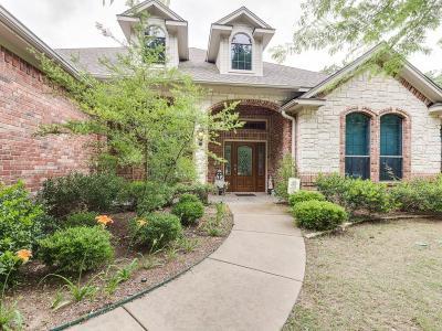 Terrell Single Family Home For Sale: 2022 Shady Oaks Circle
