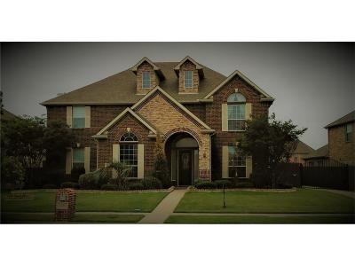 Mansfield Single Family Home For Sale: 4207 Garden Path Lane